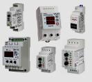 реле времени, реле промежуточные, тока, напряжения, температурные, защиты двигателя, указательные,